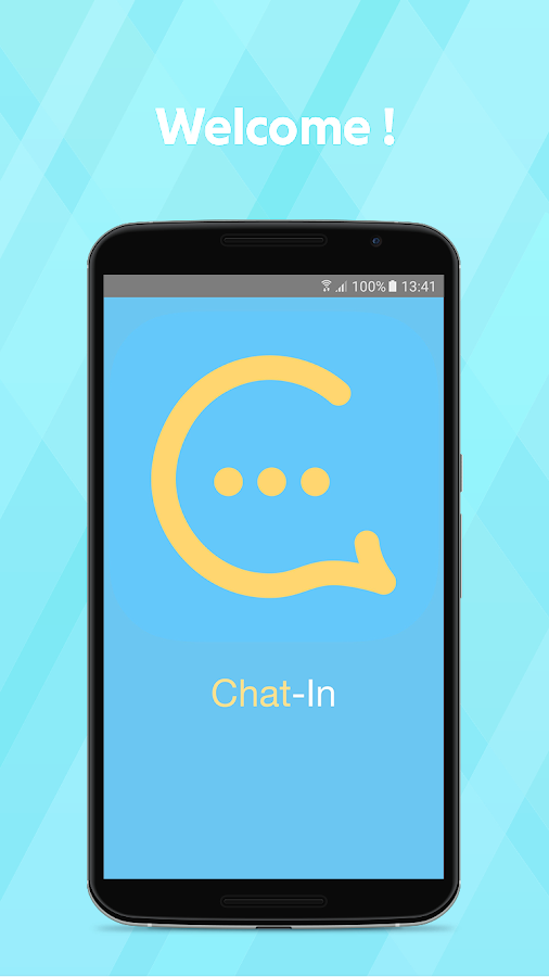Chat-In Instant Messenger- screenshot
