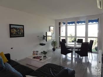 Appartement 4 pièces 81,23 m2