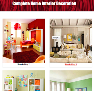 Complete Home Decoration Ideas - náhled