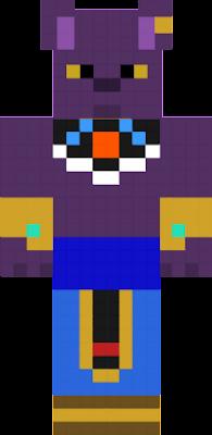 Dragonball Nova Skin