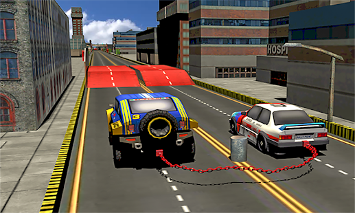 Download Chained Muscle Cars Rivals Impossible Track for Windows Phone apk screenshot 3