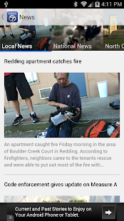 KRCR News Channel 7- screenshot thumbnail