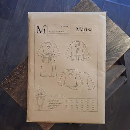 Marika Kaftan av Mönsterfabriken