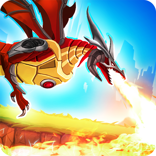 Dragon fight : boss shooting game