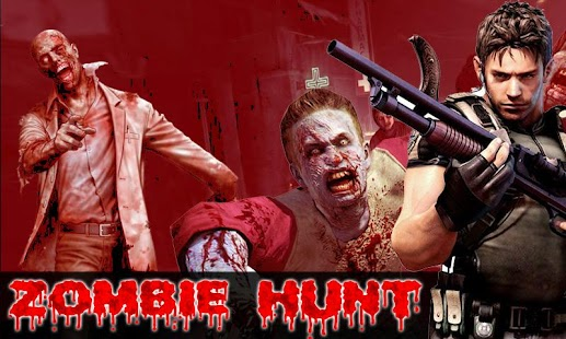 Zombie Hunter : Dead Target Apocalypse - náhled