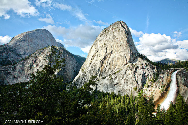 Yosemite National Park (15 Popular Road Trips from San Diego).