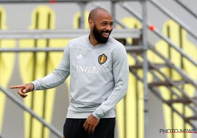 Thierry Henry n'ira pas à Aston Villa mais a d'autres offres sur la table