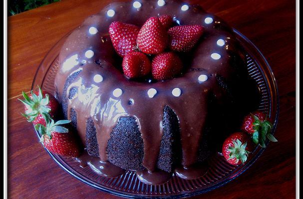 Rhiw Chocolate Decadence Cake Recipe