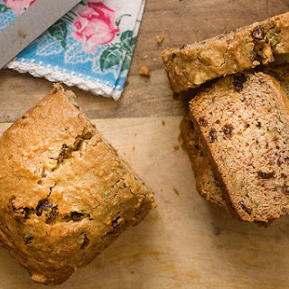 Zucchini Bread With Applesauce And Raisins Recipes