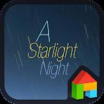 Starlight LINE Launcher theme Icon