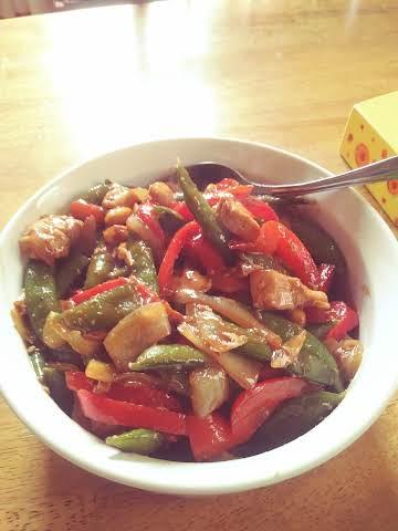 Hoisin Chicken Stir Fry
