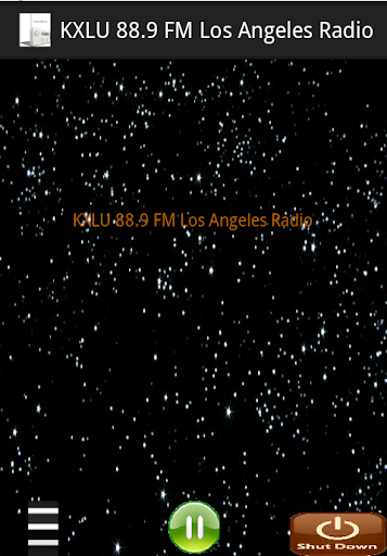 KXLU 88.9 FM Los Angeles Radio