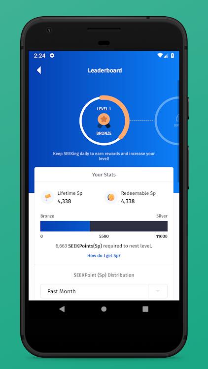 SEEK-APP – (Android 应用) — AppAgg