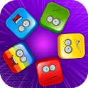 Amazing Endless Walls: Roll Dice Blocks Roller icon