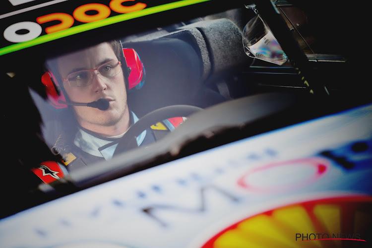 Thierry Neuville kan het ook op het circuit en pikt meteen overwinning mee