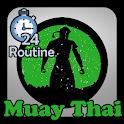 Muay Thai Training - Offline Videos icon