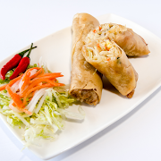 Crispy Vegetarian Spring Roll (1pc)