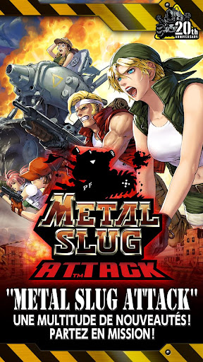 METAL SLUG ATTACK  captures d'écran 1