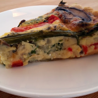 Sourdough Bread Quiche Recipes