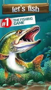 Let's Fish: Sport Fishing Games. Fishing Simulator 1