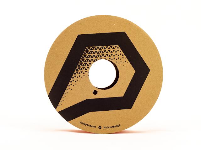 Proto-Pasta Citrus Sunrise Orange Multicolor HTPLA Filament - 1.75mm (0.5kg)