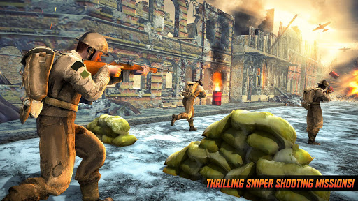 Call for War - New Sniper FPS Shooting Game 2.3 screenshots 1
