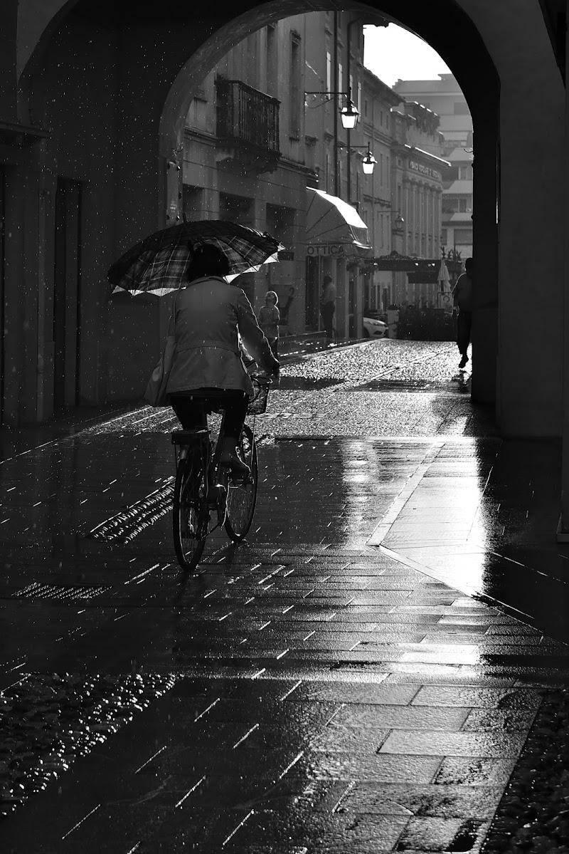 Gomme da pioggia!! di Matteo Faliero