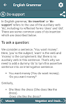 screenshot of English Grammar Complete Handbook