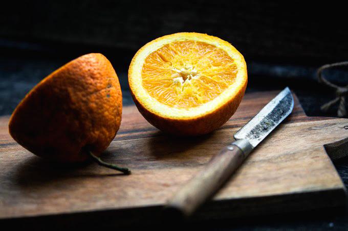 生活中3種去汙清潔用水果