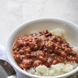 Lone Star Red Beans & Rice