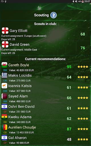True Football 3  screenshots 10