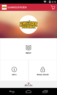 Sannegårdens Pizzeria- screenshot thumbnail