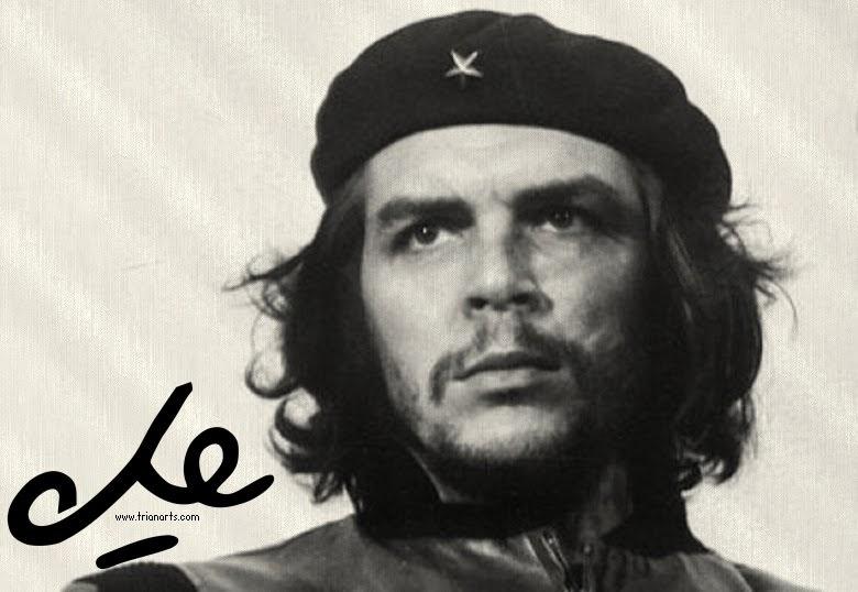 Ernesto Che Guevara Trianarts