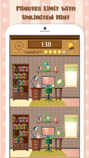 Code Triche Find Differences - Room APK MOD screenshots 3