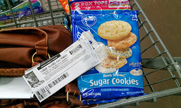 Photo: I love it when I can pair up coupons with products I need for special things. Coupons come in handy for yummy snacks for our playdate!