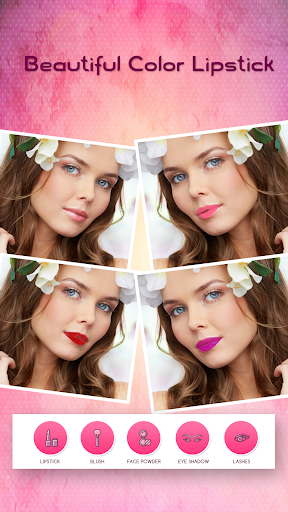 Face Makeup Photo Editor 1.3 screenshots 2