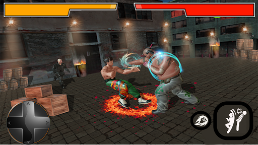 Best fighting games for android 1.13 screenshots 1