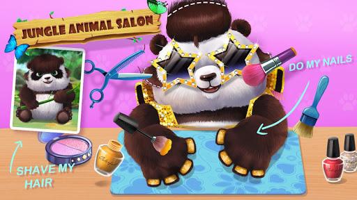 ud83eudd81ud83dudc3cJungle Animal Makeup 3.0.5017 screenshots 12