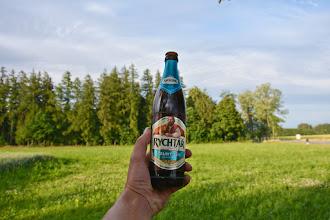 Photo: Czymś trzeba popić ;)