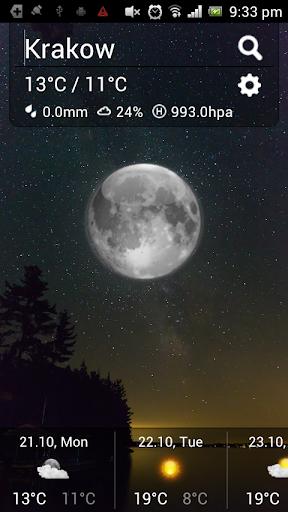 Cute Weather screenshot 4