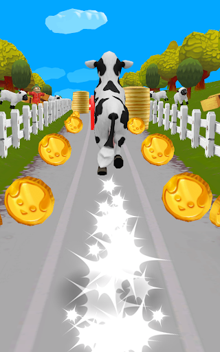 Pets Runner Game - Farm Simulator apkpoly screenshots 4