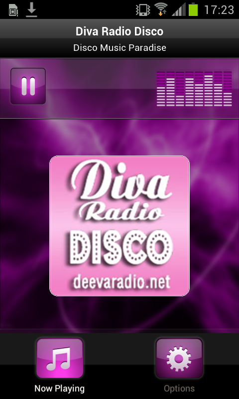 Diva Radio Disco- screenshot