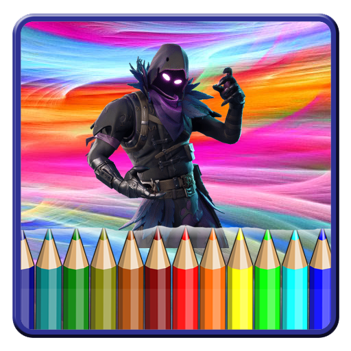 Drawing Fortnite Battle Royale Pro