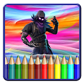 Tải Drawing Fortnite Battle Royale Pro miễn phí