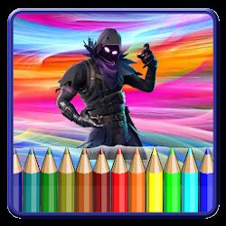 Drawing Fortnite Battle Royale Pro