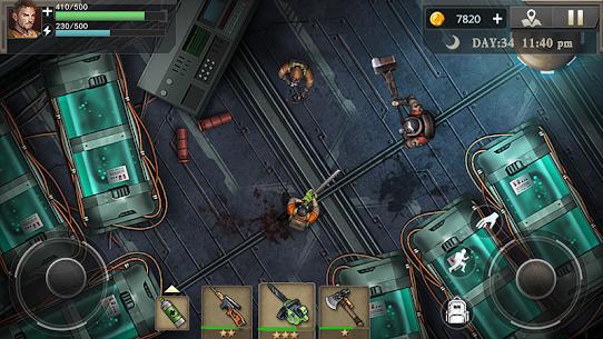 Survival Ark : Zombie Plague Island 3