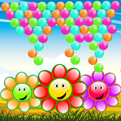Flower Bubble Miracle