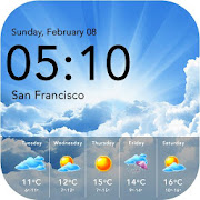 Live Local Weather Widget