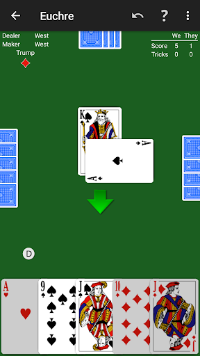 Euchre by NeuralPlay screenshots 1