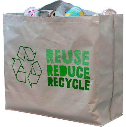 Bärkasse PP woven Recycle